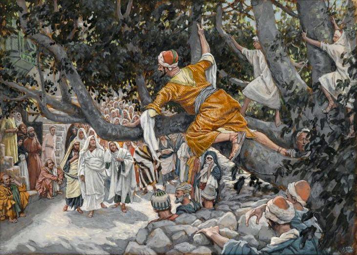 Brooklyn_Museum_-_Zacchaeus_in_the_Sycamore_Awaiting_the_Passage_of_Jesus_(Zachée_sur_le_sycomore_attendant_le_passage_de_Jésus)_-_James_Tissot.jpg